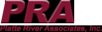 PRA - Platte River Associates logo